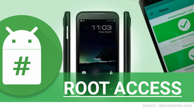 Tips Root IMO S89 Miracle Tanpa Komputer